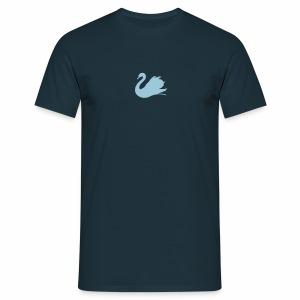Schwan - Männer T-Shirt