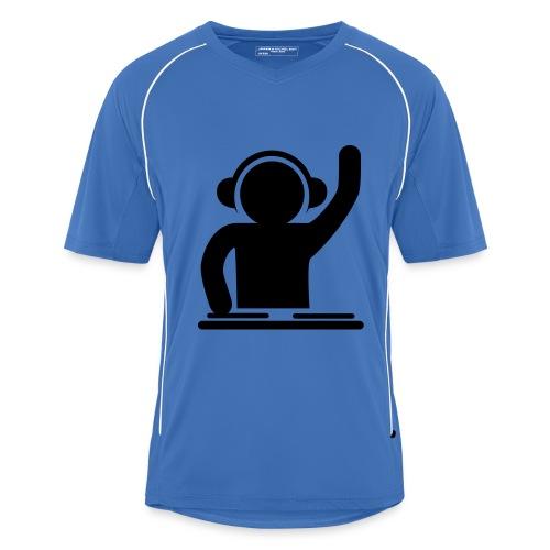 Dj Shirt - Männer Fußball-Trikot