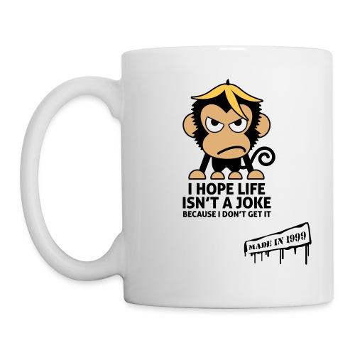 Monkey Bitch - Cup - Kop/krus