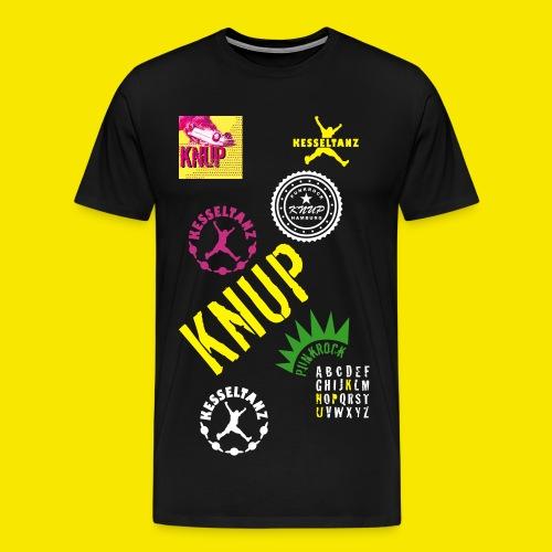 Purer Luxus - PunkER - Männer Premium T-Shirt