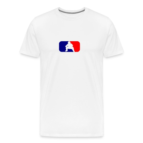 TS Adult Catcher BBR - T-shirt Premium Homme