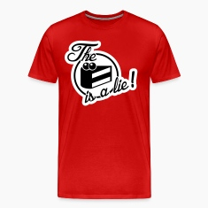 The cake is a lie! T-Shirts