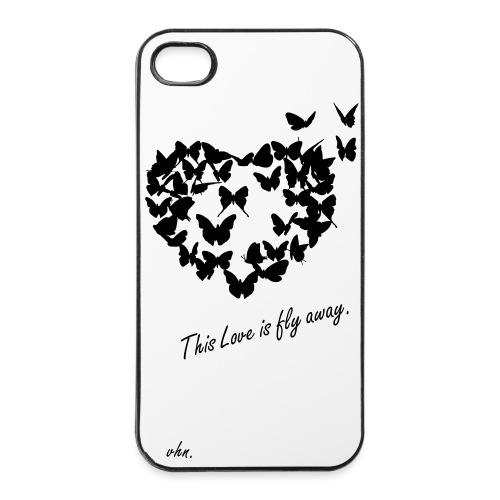 This Love is fly away. - iPhone 4/4s Hard Case
