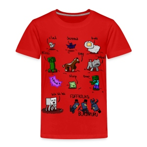 The Squid - Kids' Premium T-Shirt