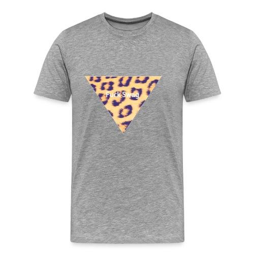 fuck swag  - Männer Premium T-Shirt