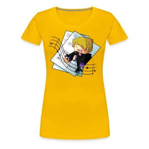 Sing with me! - Women's Premium T-Shirt