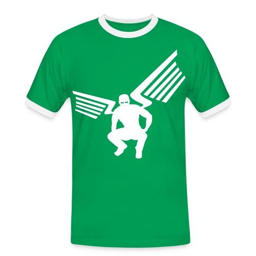sling goodboy anytime - Männer Kontrast-T-Shirt