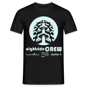 Nightride crewshirt 2013 - Mannen T-shirt