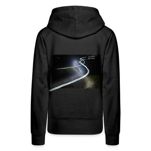 Nightride 2013 Hoodie (dames) - Vrouwen Premium hoodie