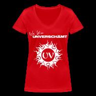 T-Shirts ~ Frauen T-Shirt mit V-Ausschnitt ~ Women Shirt