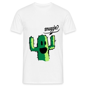 T-SHIRT HOMME SNUGGLE - T-shirt Homme