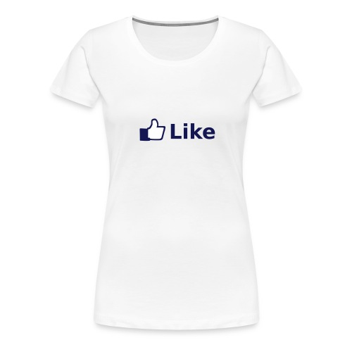 Like2 - Women's Premium T-Shirt