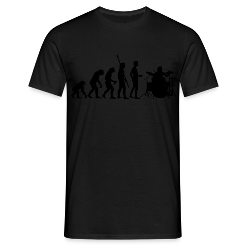 Drummer1 - Men's T-Shirt