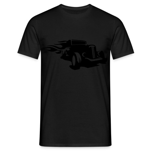 runblack1 - Men's T-Shirt