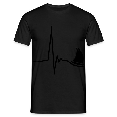 runblack2 - Men's T-Shirt