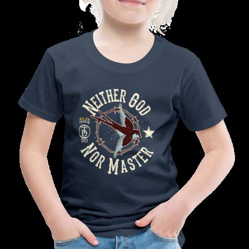 Neither God Nor Master - T-shirt Premium Enfant