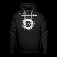 Pullover & Hoodies ~ Männer Premium Kapuzenpullover ~ Men KapuzenPulli black