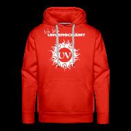 Pullover & Hoodies ~ Männer Premium Kapuzenpullover ~ Men KapuzenPulli red