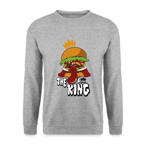 Burger - Männer Pullover