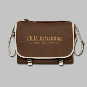 Bag PhD in training - Shoulder Bag