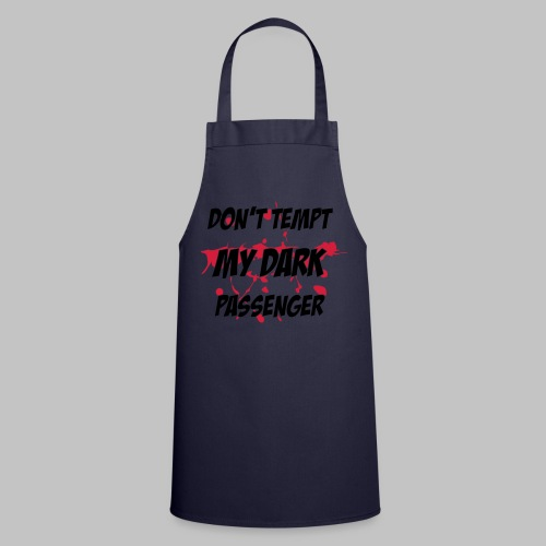 Tablier (apron) Don't tempt it - Cooking Apron