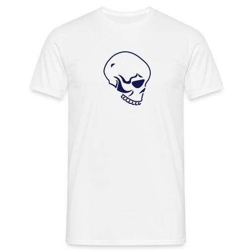 T-Shirt White1 - Männer T-Shirt