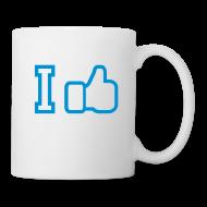 Tassen & Zubehör ~ Tasse ~ Tasse I like mopsgeschichten