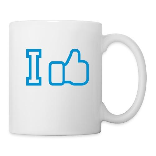 Tasse I like mopsgeschichten - Tasse