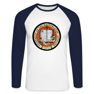University of the Netherlands Antilles - Maglia da baseball a manica lunga da uomo