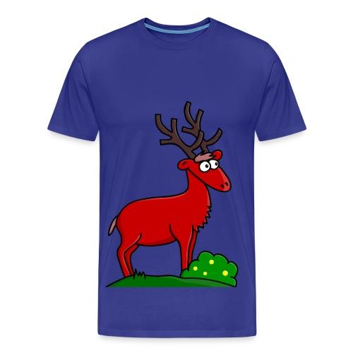 Takki le Cerf - T-shirt Premium Homme
