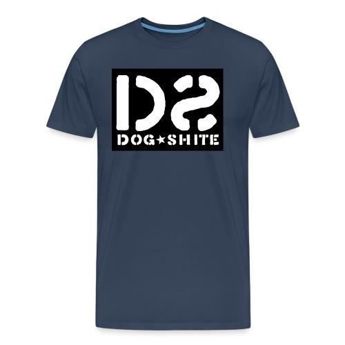 Dog Shite 001 - Men's Premium T-Shirt