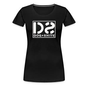 Dog Shite 003 - Women's Premium T-Shirt