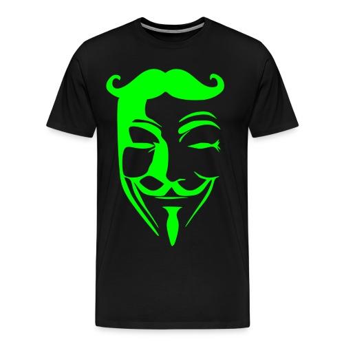 100% Green - T-shirt Premium Homme