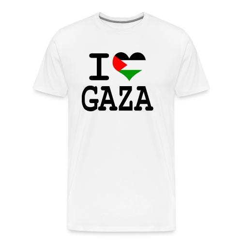 Gaza - T-shirt Premium Homme