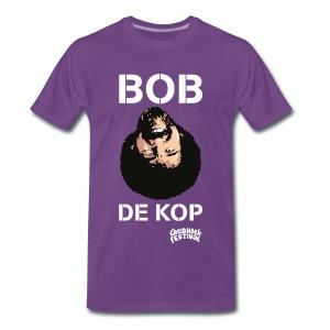 Bob de Kop - Mannen Premium T-shirt