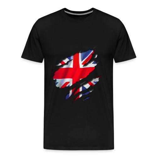men's skirt UK  - Premium T-skjorte for menn