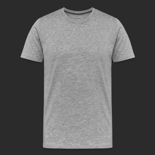 T-Shirt Grey - Männer Premium T-Shirt