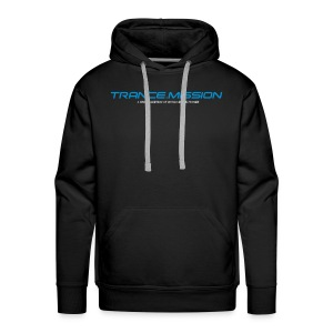 Trance.Mission (m) hoodie (black) - Männer Premium Hoodie