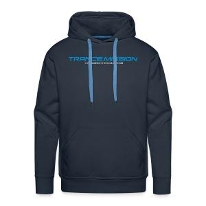 Trance.Mission (m) hoodie (navy) - Männer Premium Hoodie