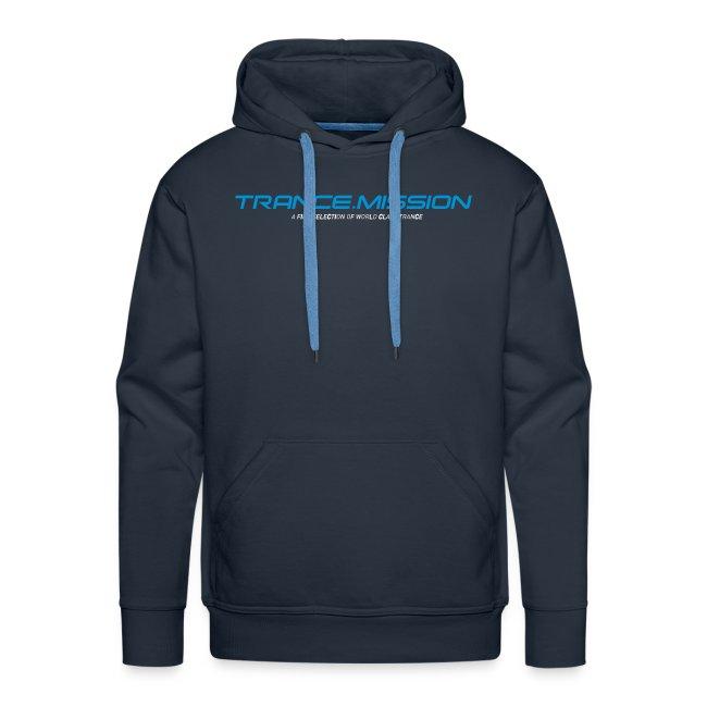 Trance.Mission (m) hoodie (navy)