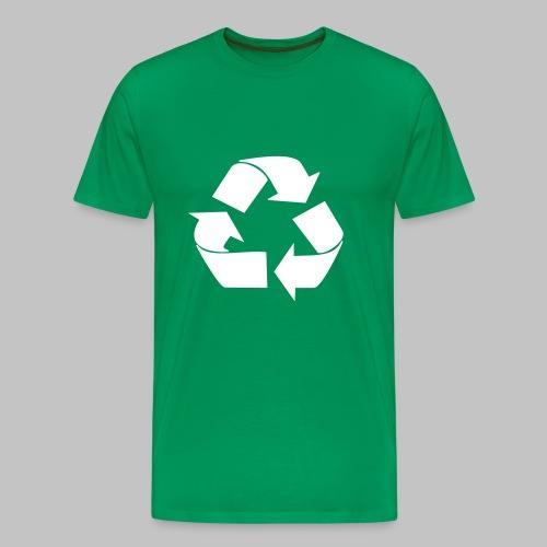 T-shirt homme (man) Recycle BBT - Men's Premium T-Shirt