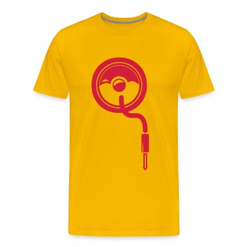 Funky Q men - Männer Premium T-Shirt