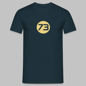 T-shirt homme (man) Perfect number - Men's T-Shirt
