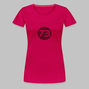T-shirt femme (woman) Perfect number - Women's Premium T-Shirt