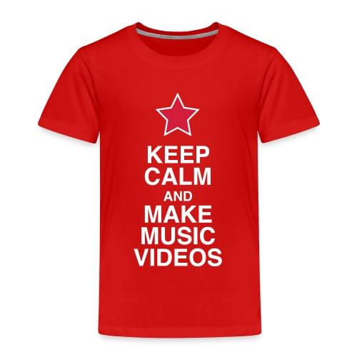 Keep Calm - Kids' Tee - Kids' Premium T-Shirt