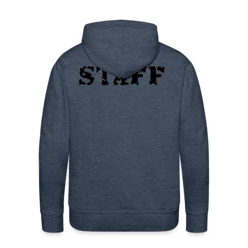 ZeSweat - Sweat-shirt à capuche Premium pour hommes