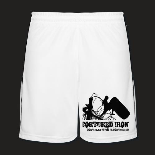 TYRE FLIP SHORTS - Men's Football shorts