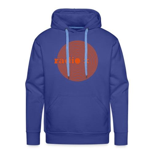 DISC orange - Kapuzenpulli - Männer Premium Hoodie
