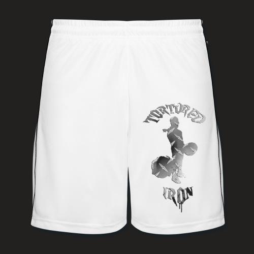DEADLIFT 2 LOGO SHORTS - Men's Football shorts