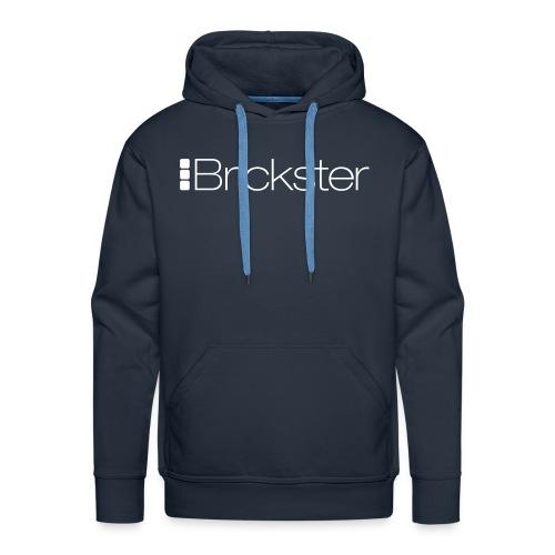 Brickster felpa - Felpa con cappuccio premium da uomo